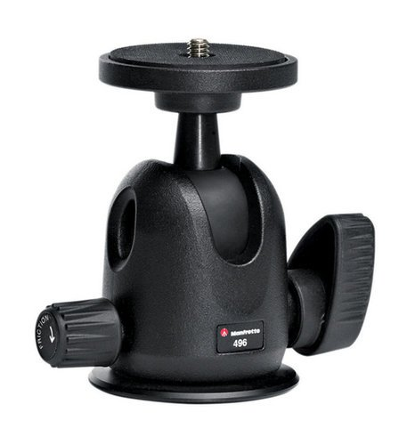 Manfrotto 496 Compact Ball Head 496-MANFROTTO