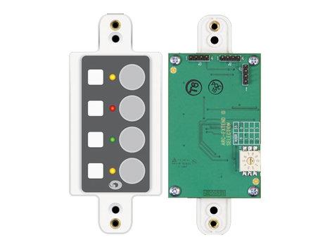Symetrix ARC-EX4E Remote Control Wall Plate for Symnet ARC-EX4E