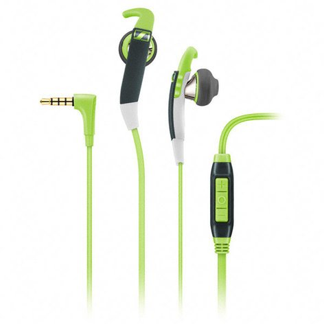 Sennheiser MX 686G SPORTS Lightweight Sport Earbuds with Inline Remote for Android Devices MX686G