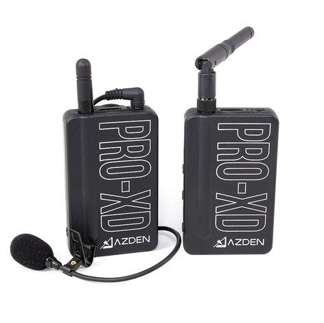 Azden PRO-XD 2.4 GHz Digital Wireless Microphone System PRO-XD