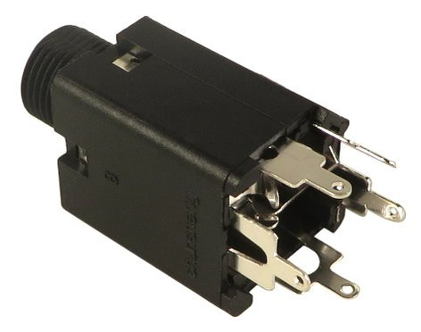 Behringer W64-16212-00005 Input Jack for BX4500H, BA410, and NOX303 W64-16212-00005