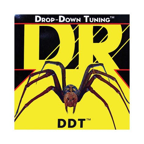 DR Strings DDT5-55 Heavy Drop-Down Tuning 5-String Electric Bass Strings DDT5-55