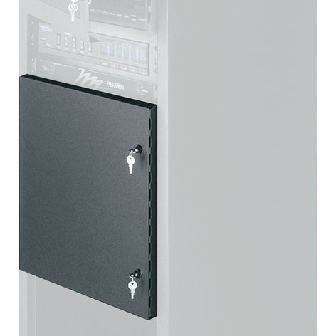 "Middle Atlantic Products SSDR-20 Rack Security Solid Door 20 Space 35"" SSDR-20"