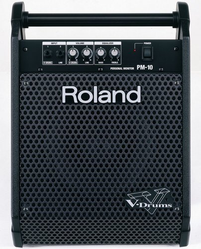 "Roland PM10 Amplifier / Personal Monitor, 10"" / 30W PM10"