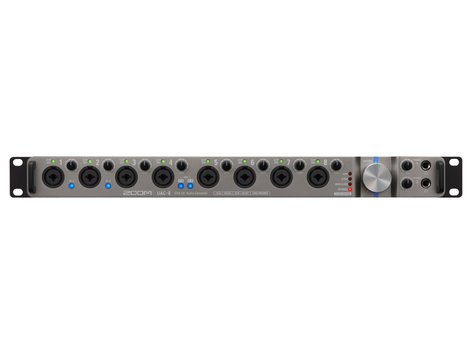 Zoom UAC-8 USB 3.0 SuperSpeed Audio Converter for Mac, PC, iPad UAC-8