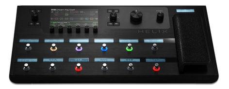 Line 6 Helix Multi-Effects Guitar Processor Helix