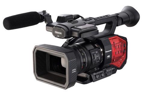 Panasonic AG-DVX200PJ 4K Camcorder with 13x Leica Zoom Lens AGDVX200PJ