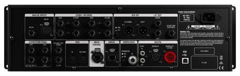 Line 6 Helix Rack Multi-Effects Guitar Processor - Rackmount Version Helix-Rack