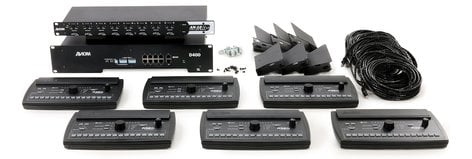Aviom MIX320-A Personal Mixing System with Analog Interface MIX320-A
