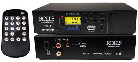 Rolls HR74 Mp3 Reader HR74