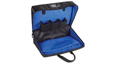 Rosco Laboratories Soft Carrying Case for Single Silk 210 Head 294115030000