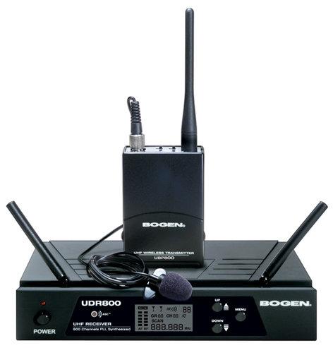 Bogen Communications UDMS800BP Bodypack Wireless Microphone System UDMS800BP