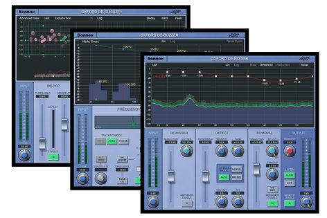 Sonnox Restore Audio Restoration Native Bundle RESTORE-NATIVE