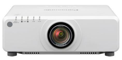 Panasonic PT-DZ780WU 7000 Lumen WUXGA DLP Projector with Standard Lens in White PTDZ780WU