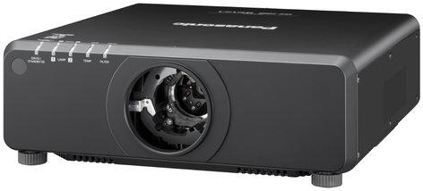 Panasonic PT-DW750LBU WXGA 7000 Lumen DLP Projector Body Only in Black (Lens Sold Separately) PTDW750LBU