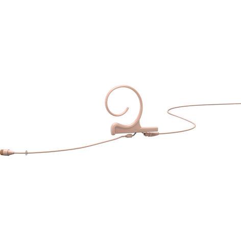 DPA Microphones FIO66F00-M  d:fine™ 66 Single Ear Omnidirectional Headset w/ Medium Boom, Hardwired Microdot Connector, Beige FIO66F00-M