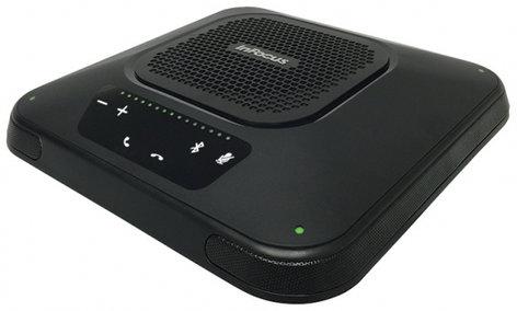 InFocus Thunder USB & Bluetooth Microphone / Speakerphone INA-TH150
