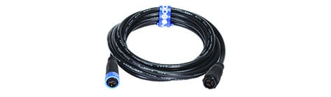 Rosco Laboratories RoscoLED 3-pin VariWhite Cable - 2M, Product #: 293222020002 293222020002