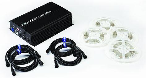 Rosco 293220100015 RoscoLED Tape Static White Kit - 5600K 293220100015