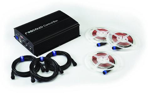 Rosco Laboratories RoscoLED Tape VariWhite Kit -  3000K-6000K 293220100020