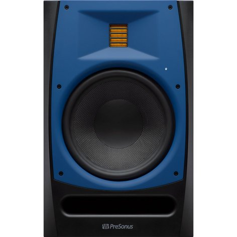 "PreSonus R80 2-Way, 8.5"", AMT Active Studio Monitor, 150W bi-amp R80"