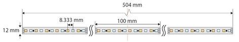 Rosco Laboratories RoscoLED Tape Static White - 3000K - 5M Reel 293221100005