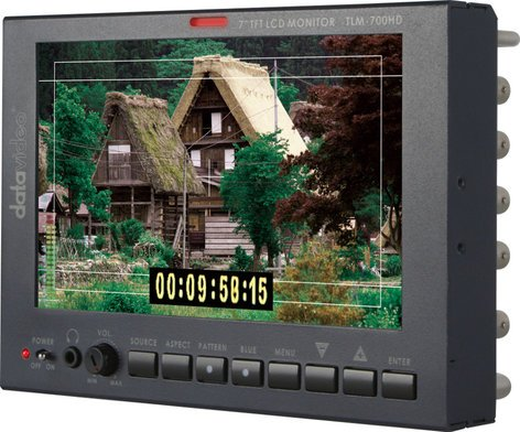 "Datavideo Corporation TLM-700HD 7"" HD-SD TFT LCD Monitor TLM-700HD"