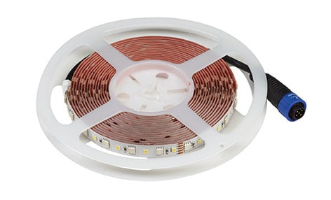 Rosco 293221250005 RoscoLED Tape VariColor / RGB+W - 5M Reel 293221250005