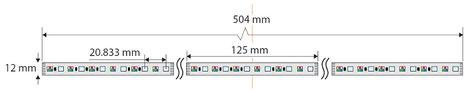 Rosco Laboratories RoscoLED Tape VariColor / RGB+W - 5M Reel 293221250005