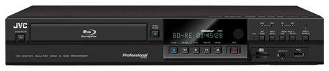 JVC SR-HD2700US Blu-Ray Disc and HDD Recorder with HD-SDI SRHD2700US