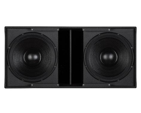 """RCF V221-S  2x21"""" Passive Bass Reflex Subwoofer V221-S"""