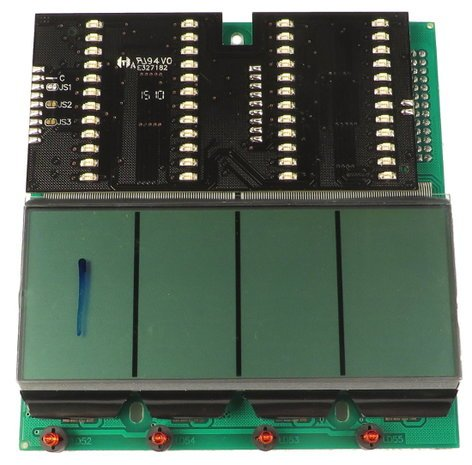 Allen & Heath 004-056JIT Channel Display LCD for iLive, T80 and T112 004-056JIT