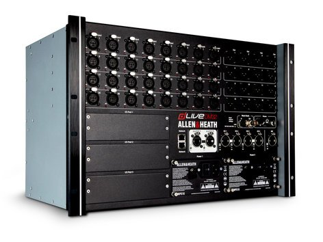 Allen & Heath DM32 dLive I/O Box, 32 In x16 Out DM-32