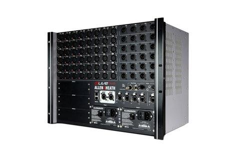 Allen & Heath DM48 dLive I/O Box, 48 In x 24 Out DM-48