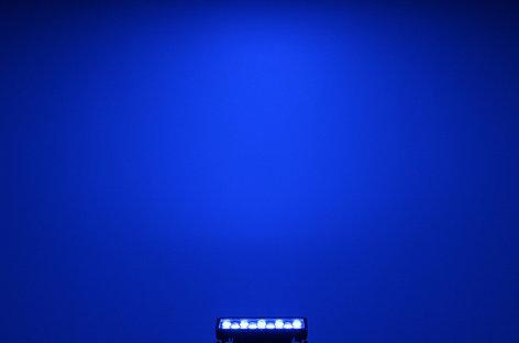 Blizzard Lighting MOTIF FRESCO 14x3W IP65 Tri Color RGB LED Wash Fixture MOTIF-FRESCO