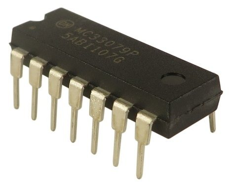 Crown C7558-7  OP Amp IC for D-45 and D-75A C7558-7