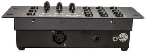 ADJ RGB3C-IR 3-Channel RGB Controller with IR Control Compatibility RGB3C-IR