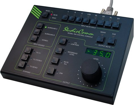 Studio Technologies MODEL-780-03  Surround Controller with 790 Controller  MODEL-780-03