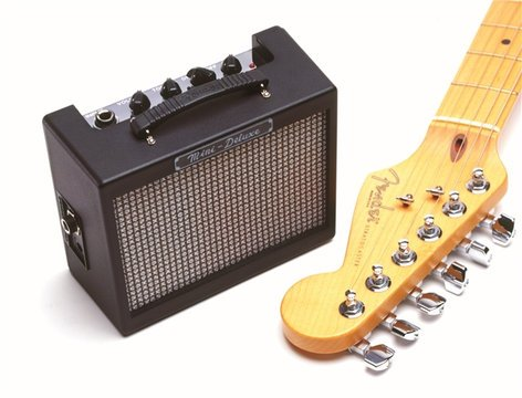 Fender 0234810000  MD20 Mini Deluxe Amp 0234810000