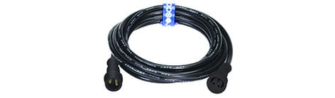 Rosco 293222020005 RoscoLED 3-pin VariWhite Cable - 5M, Product #: 293222020005 293222020005