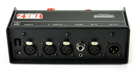 Whirlwind THS2  Talkback Headphone Box  THS2
