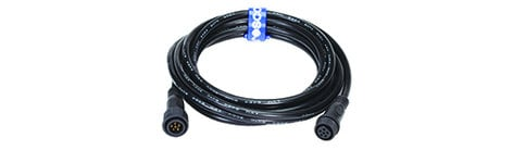 Rosco 293222030003 RoscoLED 5-pin VariColor Cable - 3M, Product #: 293222030003 293222030003