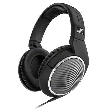 Sennheiser HD471  Closed, Around-Ear Headphones w/ Advanced Acoustic System HD471