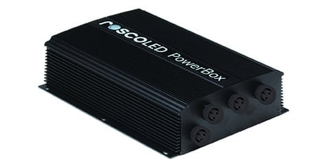 Rosco Laboratories RoscoLED Static White Control Box - 300W/24V - Product #: 293222500000 293222500000