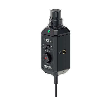 Rode I-XLR Digital XLR Adapter for iOS Devices I-XLR