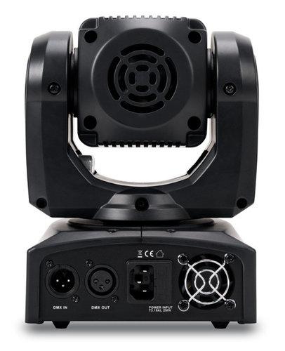 ADJ Inno Pocket Z4 4x10W Compact LED Moving Head Wash Fixture with Zoom Inno-Pocket-Z4
