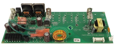 Mackie 0020142-01 Power Supply PCB Assembly for MCU 2 XT 0020142-01