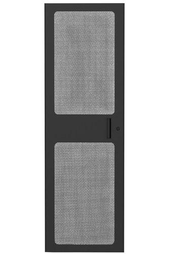 """Atlas Sound MPFD35  1"""" Deep 35RU Front Door for 100, 200, 500, 700 Series Racks MPFD35"""