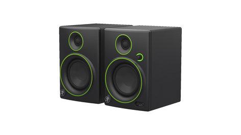 "Mackie CR4-BT Pair of 2-way, 4"", 50W Speakers w/ Bluetooth CR4-BT"