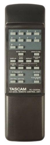 Teac E01602210A  Remote for CD-200iL E01602210A